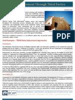 Third Party Compliance Factsheet