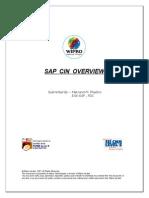 Sap Cin Overview