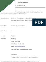 UT Dallas Syllabus for cs1336.004.08f taught by Timothy Farage (tfarage)