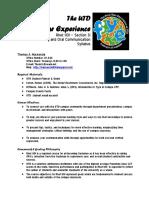 UT Dallas Syllabus for rhet1101.031.08f taught by Thomas Mackenzie (tam036000)