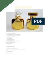 Perfumes Caseiro-loção Gel Pós-barba