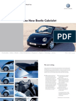 87. Beetle and Beetle Cabriolet January 2005 Bis