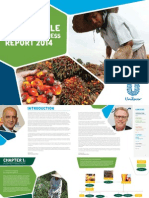 Unilever Sustainable Palm Oil Progress Report 2014