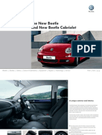95. Beetle and Beetle Cabriolet July 2008