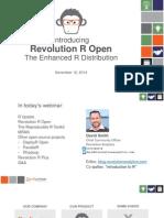 12nov14 Revolution r Open Webinar David Smith 141114124941 Conversion Gate02