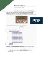 Kongres Bahasa Indonesia, Impeachment
