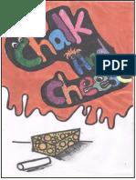 Chalk and Cheese - by Procheta Khan