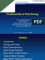 Fundamentals Wind
