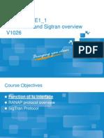 03-TN_SP002_E1_1 Iu Interface and Sigtran Protocol-35