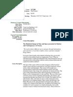 UT Dallas Syllabus for ap3300.001.08f taught by John Pomara (pomara)