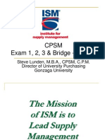 CPSMExams