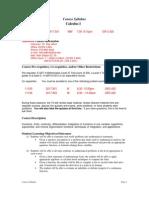 UT Dallas Syllabus for math2417.501.08f taught by Frank Allum (fallum)