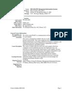 UT Dallas Syllabus for mis6204.595.08f taught by Hans-joachim Adler (hxa026000)