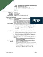 UT Dallas Syllabus for ba3351.004.08f taught by Hans-joachim Adler (hxa026000)