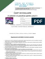 Caiet Practica AMG II