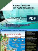 Rencana Zonasi Wilayah Pesisir dan Pulau Pulau Kecil (RZWP3K)