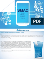 SMAC - Social, Mobile, Analytics, Cloud