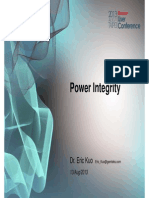 1 Power Integrity
