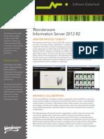 Datasheet Wonderware InformationServer2012R2!11!12