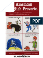 101 American English Proverbs - EBok - JPR504