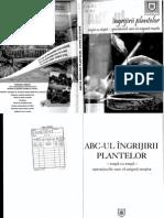 ABC-ul ingrijirii plantelor