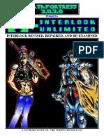 Datafortress 2020 - Interlock Unlimited - Core Rules 2-13-12
