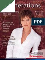 Generations Magazine