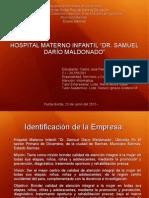 Informe de Pasantias Diapositivas