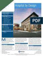 A Greener Hospital by Design