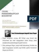 teori perkembangan kognitif