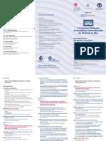 V Colloque Ordinaire Association Internationale du Droit de la Mer