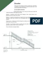 Cálculo de Escadas