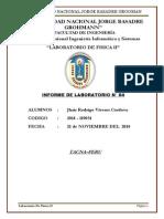 Ley de kirchhoff informe universidad