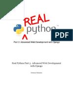 Real Python Part 3