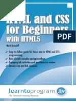 Html5 For Beginners Pdf