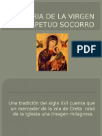 HISTORIA DE LA VIRGEN DEL PERPETUO SOCORRO.pptx