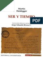 Heidegger_Martin_Ser y Tiempo