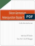 Cmos Vlsi Seminar PDF