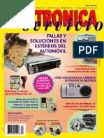 Electronica y Servicio N°74-Fallas y soluciones en estereos del automovil.pdf