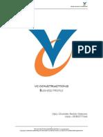 VC Constructions Business Plan