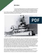 The Sinking of SMS Wien