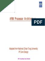 03 ARM Processor Architecture