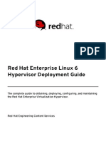 Red Hat Enterprise Linux-6-Hypervisor Deployment Guide-En-US