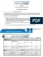 UNIDAD N° 3  Análisis y elaboración de procedimientos