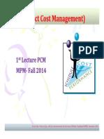 Students -Introduction PCM