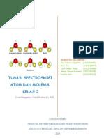 Tugas Kelompok_spektroskopi Atom Dan Molekul C_ika,Nur,Lutfi,Akmal,Pusfita (Fix)