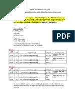 Bixfr01g and Bixfr02g Sol 10 Implementation Plan
