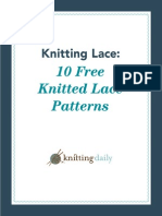 Lace Knitting Free eBook