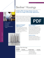 Bevliner Housings Product Data