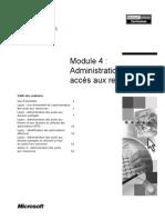 Controle d Acces Aux Fichiers Et Dossiers